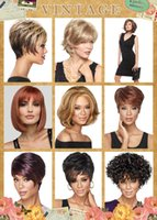 Wholesale Hot African American Wigs Synthetic Fiber Lace Front Short Afro kinky Curly Hair Wigs for Black Women Fashion Styles Brazilian Hair Weave