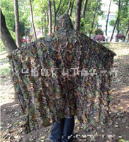 Wholesale Bionic Ghillie Cloak maple Leaf Camouflage Hunting Suit Recon Airsoft Photographing Cloak Hunting Birdwatching Camouflage
