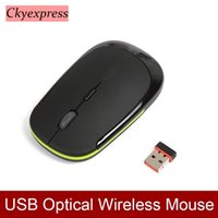 cordless mouse - 2 GHz DPI USB Cordless Optical Gaming Mouse Computer Wireless Mouse Mause With USB Receiver PC Laptop Mouse Sem Fio