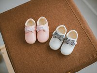 Wholesale Eleven Story Girls pairs spring autumn baby children bow baby party shoes SS503