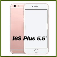android orange - 2016 New i6s Plus inch Smart Phone MTK6572 Dual Core m GB show GB Goophone I6 plus VS S7 Edge