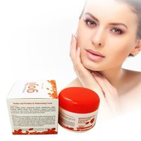 Wholesale cream point Hot New Goji Cream Hyaluronic Acid Facial Cream Wolfberry Medlar Multi Effect Anti Wrinkle Inhibit the Activity of Tyrosinase