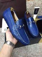 b squared design - Men dress shoes handmade item high end quality same as original shoppe copy import sea snake skin cowskin inside simple design