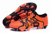 b bold - X15 Primeknit FG AG Solar Orange Core Black Bold Orange football boots and soccer shoes EUR
