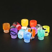 bearing c - 510 Colorful Acrylic Drip Tips Wide Bore Drip Tip ego Atomizer Mouthpieces for CE4 CE5 Protank EVOD EGO C electronic cigarette Atomizer
