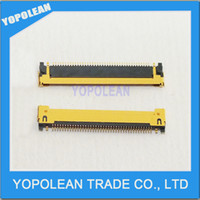 Wholesale I PEX LCD LED LVDS cable connector for macbook pro quot A1286 for macbook pro quot A1297 pin