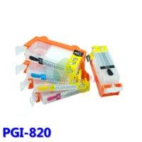 Wholesale 1SET PGI Refill ink cartridge For Canon iP3600 IP3680 IP4600 ip4760 IP4680 MP540 MP545 MP568 MP620 MP630 MP638 MP980 printer
