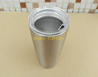 Wholesale 10pcs Stainless Steel Insulation Cup OZ Cups Cars Beer Mug Large Capacity Mug