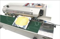 automatic band sealer - 100 warranty FR D Continuous band sealer film sealing machine full stainless steel body machine