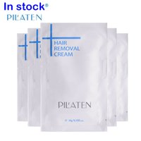 Wholesale New arival PILATEN Hair Removar Cream Painless Depilatory Cream For Leg Armpit Body g Hair Removal Cream