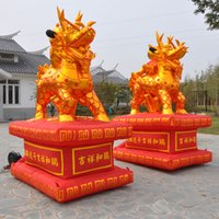 Wholesale 3 m SongZi celebration wedding props arches inflatable door