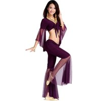 belly dancer costume for women - 2016 New Arrival Women Costumes For Belly Dance Lady Danca Do Ventre Top Pants Female Practice Performance Belly Dancer