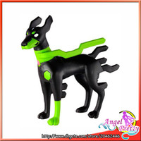 Wholesale 100 Original Takara Tomy Poke mon X and Y Monster Toy Collection PVC Action Figure SP Zygarde