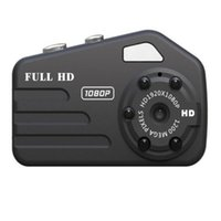 audio body - T9000 Mini DV small camera metal body P HD with IR Night Vision Audio Mini DVR Digital Camera Camcorder