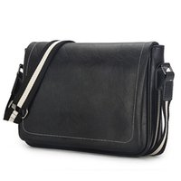 Wholesale HotFashion Men s Business Shoulder Bag Messenger Bag Handbag Made Briefcase Cross Body Bage Computer Bags