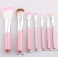 appliance range - Newest Hello kitty MakeUp brushes set Cosmetic Brush Kit Set Pink iron Case Toiletry wide range beauty appliances makeup brush set