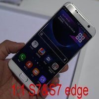 micro sd card wifi - S7 S7 edge Goophone Bit Show fake Octa Core gb RAM gb ROM G Lte fingerprint GB GB GB Micro SD Card Sealed Box Unlocked
