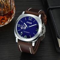 auto making - Men s Sports Watch Swiss Made Automatic Watches Gold Auto Skeleton Mechanical Watch Luxury Wrist Watch by bbwatch