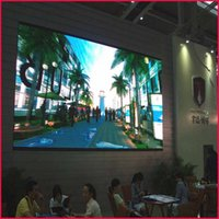 Wholesale 2016 the best hot sales mesh indoor p10 led display screen large size tranparent flexible soft screen