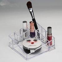 Wholesale Acrylic Makeup Organizer Make Up Organizer Rangement Maquillage Jewelry Box Plastic Storage Box Organizador De Gaveta GDT SNH023