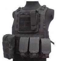 airsoft police vest - Tactical Hunting Vests Military USMC Airsoft Molle vests Blackhawk Police Vests Combat Assault Camoflage Vests