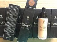 Wholesale 50pcs Factory Direct Unique Touch Mineral Liquid Foundation Professional Makeup Foundation Waterproof Face Concealer Liquid Colors