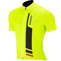 Wholesale 2016 Fluo Yellow Cycling Bike Bicycle Clothing Clothes Women Men Cycling Jersey Jacket Jersey Top Bicycle Bike Cycling Shirt