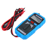 Wholesale High Quality Non Contact Mini Digital Multimeter DC AC Voltage Current Tester BSIDE ADM04 Ammeter Multitester