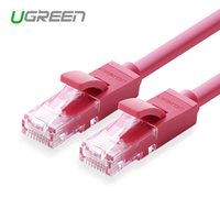 Wholesale Ugreen New m m Cat Ethernet Cable Round RJ45 Patch Lan Cord for Laptop Computer