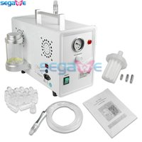 aluminum oxide crystals - Diamond v W Crystal Microdermabrasion Skin Care New Professional Dermabrasion Device non surgical skin refinish Aluminum oxide