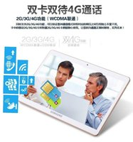 Wholesale Android Tablet PC inch T950S MTK6592 IPS Octa Core G Phone Call GB GB Dual SIM MP Tablets