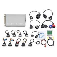 auto tune settings - Auto repair tool CarProg V7 full set adapter programmer car prog ecu chip tuning tool with all softwares