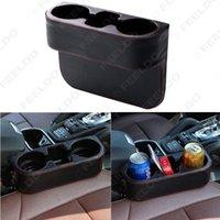 Wholesale Good for Multifunction Lether Car Vehicle Cup Drink Bottle Holder Phone Holer Colors long life time