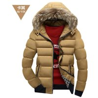 Wholesale Fall New Arrival Mens Coat Thick Warm Winter Outwear High Quality Outdoors Coat Colors