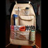 Wholesale Auto supplies car back bag car sundries bags glove car back bags gloves car back bag