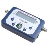 directv - SF DR Digital Satfinder with LCD DIRECTV Dish FTA Digital Displaying For TV Satellite Finder Meter