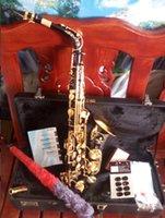 Wholesale new high quality Saxophone Alto Sax YAS practicing Saxophone Alto saxophone