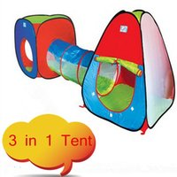 Wholesale New Arrival Children s tent game house outdoor fun sports kids tent play house kid s sleeping Pop Up toys tent