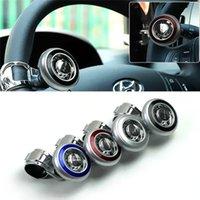 Wholesale Car Steering Wheel Aid Power Handle Ball Steering Wheel Hand Control Ball Car Grip Knob Turning Helper W053