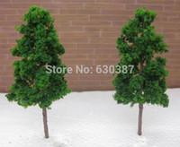 Wholesale Models Building Toy Model Building Kits D8030 Scale Train Layout Set Model Trees O HO cm