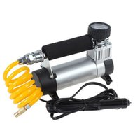 Wholesale Multi functional portable v car tire air compressor Motorcycle air pump small air compressor