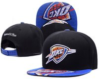 basketball ball size - new basketball Snapback Hats sports thunder Caps Men Women Adjustable Football Cap Size More Than style