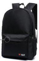 Wholesale 1 pecs top sell Backpack Shoulder Bag Double Zipper School Bags Green Backpack Double For Children