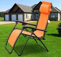 artificial gravity - Outdoor Lounge Chair Zero Gravity Folding Recliner Patio Pool Lounger