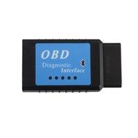 automobile sales software - 2016 Hot Sale Hardware V1 ELM327 Bluetooth Version CAN BUS EOBD OBDII Scan Tool Software V2 Automobile OBD2 Code Reader