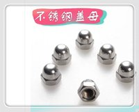 acorn caps - Hardware supplies Stainless steel cap nut m10 acorn nuts
