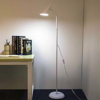 Wholesale Remote control LED lamp The Nordic study of ikea Vertical desk lamp of bedroom the head of a bed
