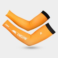 Wholesale Pair Cycling Gear Outdoor Bike Cycling Arm Warmers Sport Arm Sleeves Riding Gloves Arm Sleeves YS0091 kevinstyle