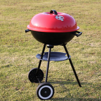 bbq apples - Big Apple BBQ grill double gas charcoal BBQ grill gas oven charcoal oven multifunction BBQ grill outdoor charcoal BBQ grill