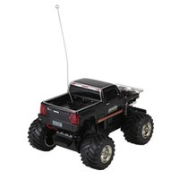 Wholesale Speed Radio Remote Control Rechargeable RC Car Off Road Truck Model Toys Gift Random Color